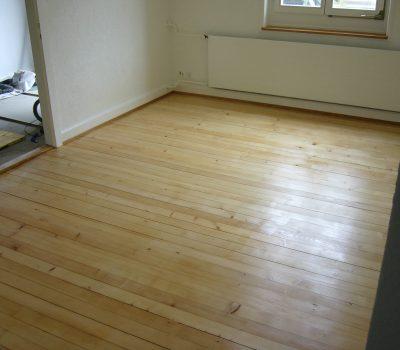 Umbau: Küche, Parkett, Keramik, Malen, Abrieb