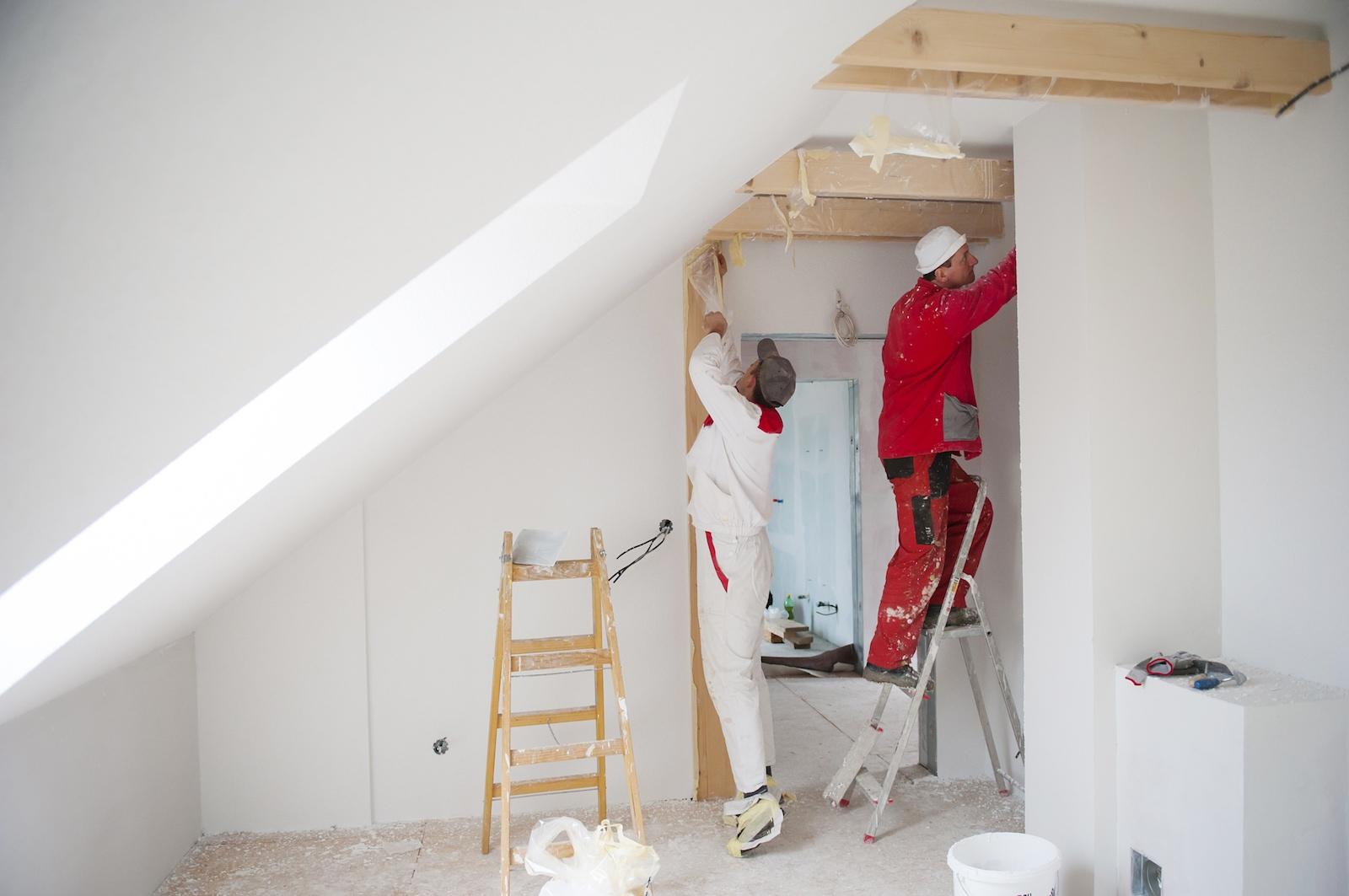 Umbau, Renovation, Sanierung